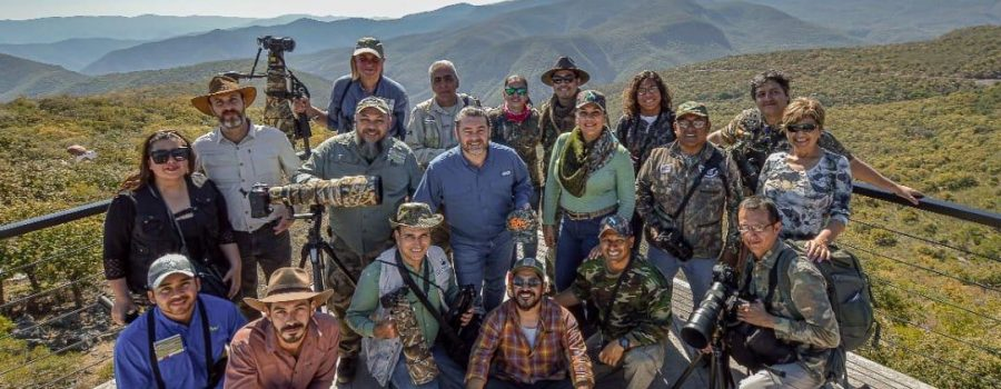 Tamaulipas, será sede del Primer Congreso Internacional de Fotografía de Naturaleza