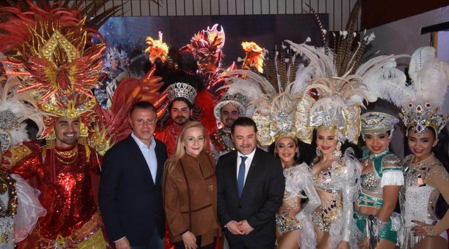 Llega a Tamaulipas el mejor carnaval de México