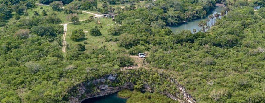Cenotes en Aldama: los encantos de lo profundo