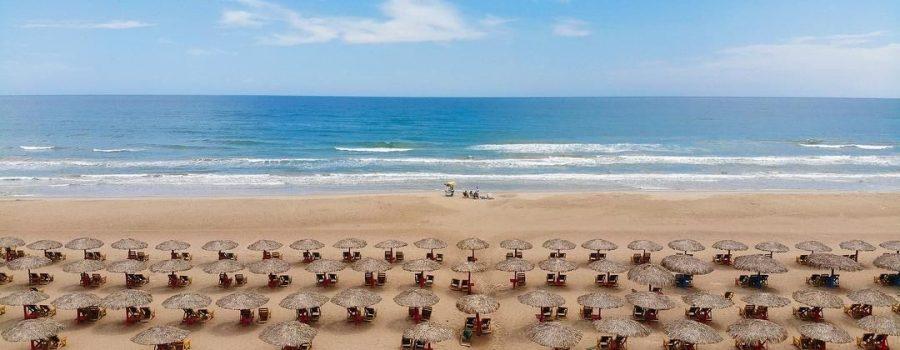Ante Covid-19 cierran playas y centros turísticos en Tamaulipas