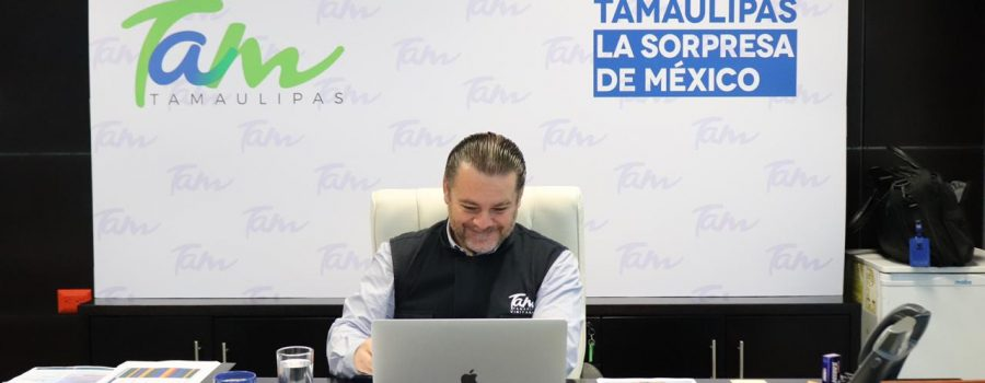 Turismo y Salud Tamaulipas se unen para promover protocolos sanitarios