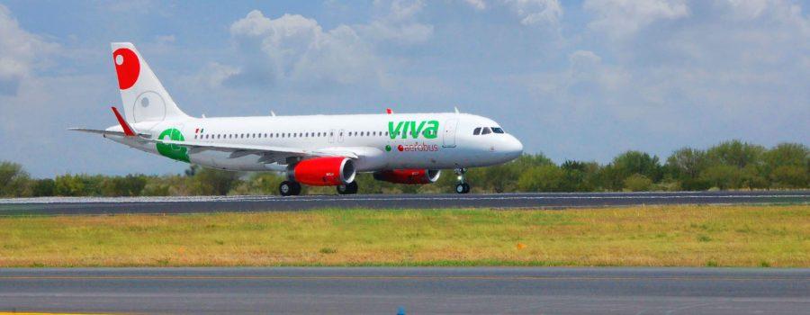 Fortalece Viva Aerobus la conectividad aérea de Tamaulipas
