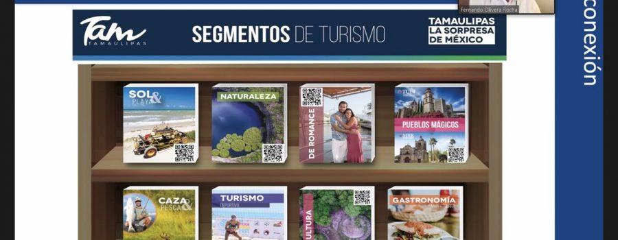 Tamaulipas implementa estrategias digitales en promoción turística