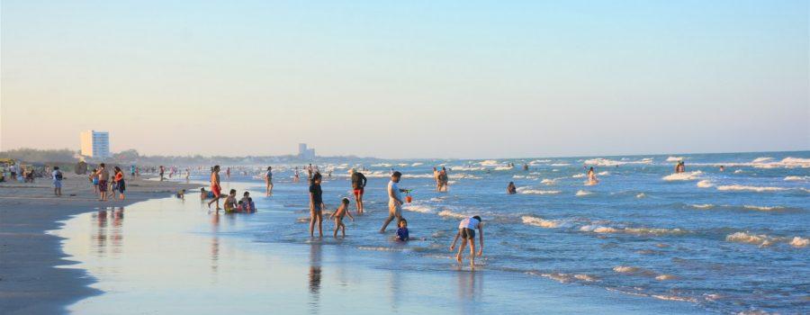 Playas de Tamaulipas reciben más de 65 mil visitantes el fin de semana