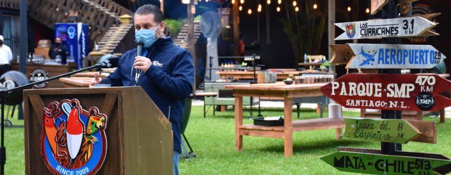 Inauguran instalaciones de la Sociedad Mexicana de Parrilleros en Tampico