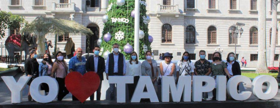 Agentes de viajes potosinos conocen atractivos e infraestructura turística de Tamaulipas
