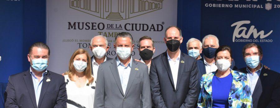 Tampico contará con Museo de la ciudad