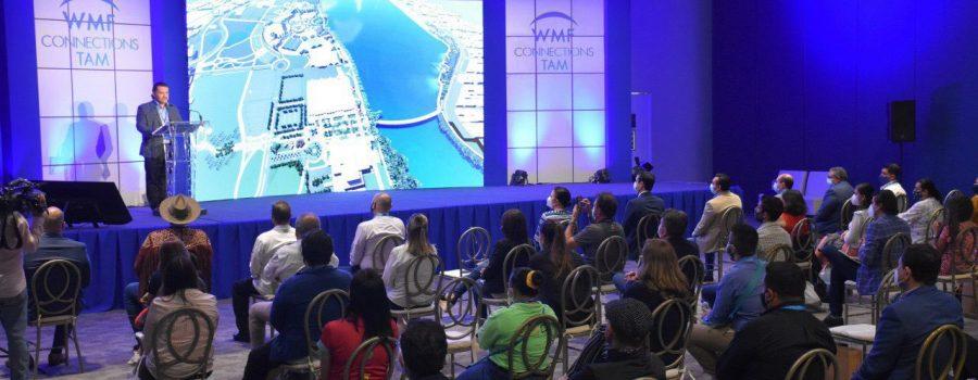 Tampico sede del World Meetings Forum Connections Tam 2021