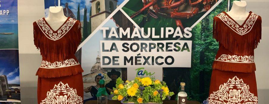 Tamaulipas presente en la Feria Internacional ARLAG