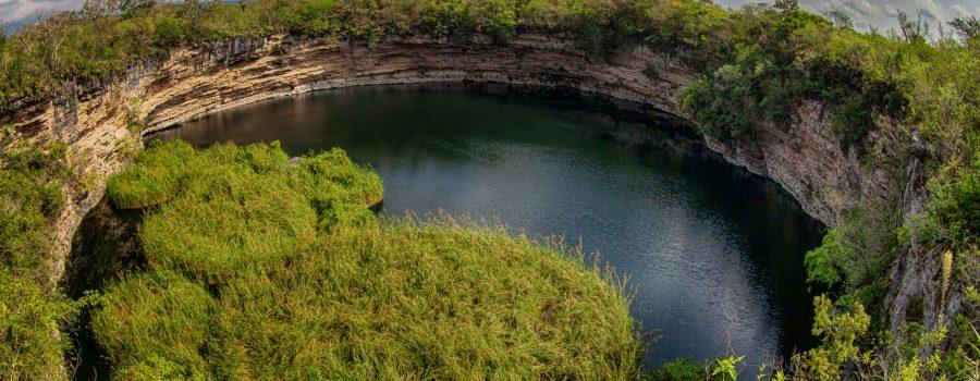 El cenote más profundo del mundo está en Tamaulipas