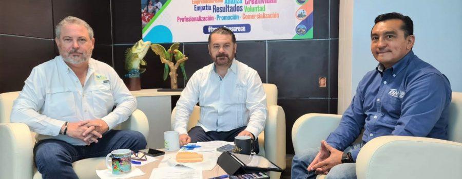 Reconocen trabajo de los titulares municipales de Turismo en Tamaulipas